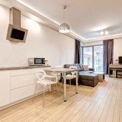 Апартаменты Dom & House - Apartments Waterlane Апартаменты с двуспальной кроватью фото 10