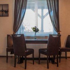 Мини-Отель Villa Dacha Студия разные типы кроватей фото 3