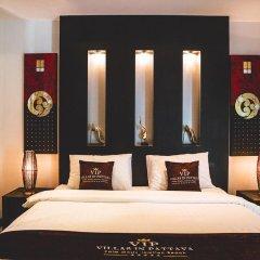Отель Villas In Pattaya 5* Стандартный номер с 2 отдельными кроватями фото 23
