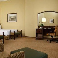 Гостиница Hilton Москва Ленинградская 5* Полулюкс с различными типами кроватей фото 18