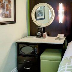 Отель Rodeway Inn Los Angeles 2* Стандартный номер с различными типами кроватей