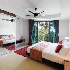 Отель Surin Sabai Condominium II Люкс фото 9