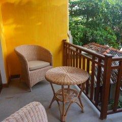 Отель Thaproban Beach House 3* Номер Делюкс с двуспальной кроватью фото 5