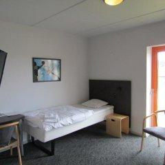 Отель Koldinghallerne - Sportel 2* Стандартный номер с различными типами кроватей