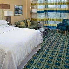 Sheraton Virginia Beach Oceanfront Hotel 3* Стандартный номер с различными типами кроватей фото 4
