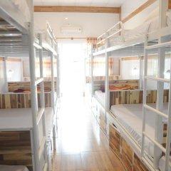 Отель Hoang Nga Guest House 2* Кровать в общем номере с двухъярусной кроватью фото 16