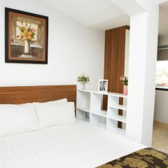 An Hotel 2* Улучшенный номер с различными типами кроватей фото 15
