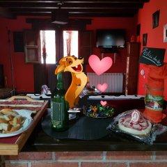 Отель Apartamentos El Rincon Encantado Кангас-де-Онис развлечения