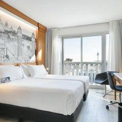 Tryp Barcelona Apolo Hotel 4* Номер категории Премиум с двуспальной кроватью