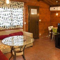 Отель Fuente del Lobo Bungalows - Adults Only 3* Улучшенное бунгало с различными типами кроватей фото 9