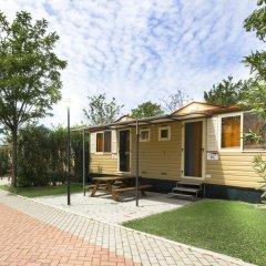 Отель Camping Village Roma Бунгало с различными типами кроватей фото 4