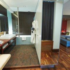 GLO Hotel Helsinki Kluuvi 4* Номер категории Эконом с различными типами кроватей фото 11