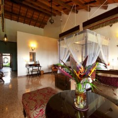 Отель Reef Villa and Spa 5* Люкс с различными типами кроватей фото 3