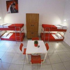 Palladini Hostel Rome Номер Делюкс с различными типами кроватей фото 3