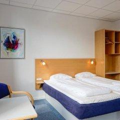 BB-Hotel Vejle Park 3* Стандартный номер с двуспальной кроватью фото 3