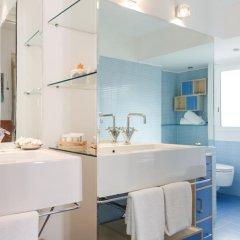 Отель Appartamento di Pietra Италия, Рим - отзывы, цены и фото номеров - забронировать отель Appartamento di Pietra онлайн ванная