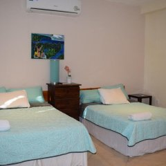 Отель Mansion Giahn Bed & Breakfast Мексика, Канкун - отзывы, цены и фото номеров - забронировать отель Mansion Giahn Bed & Breakfast онлайн комната для гостей фото 16