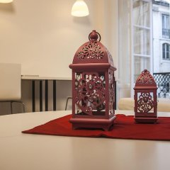 Отель T Lisbon Rooms InSuites Лиссабон помещение для мероприятий