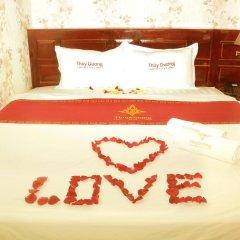 Thuy Duong Hotel 2* Стандартный номер с различными типами кроватей фото 2