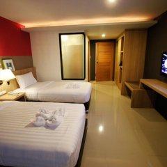 Отель Memo Suite Pattaya Улучшенный номер фото 2