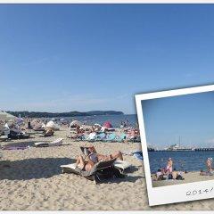 Отель Apartament Nadmorski Sopot 1 пляж фото 2
