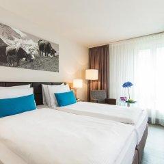 Ameron Luzern Hotel Flora 4* Номер Делюкс с двуспальной кроватью фото 3