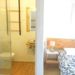 Отель Sal da Costa Lodging ванная