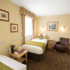 Отель The Darlington Hyde Park 3* Стандартный номер с 2 отдельными кроватями фото 2