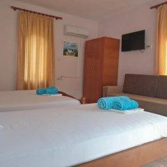 Отель Villa Margarit Албания, Саранда - отзывы, цены и фото номеров - забронировать отель Villa Margarit онлайн комната для гостей