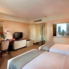 Отель Dusit Thani Bangkok 5* Улучшенный номер фото 3