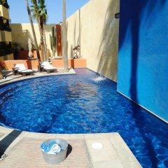 Отель Casa Natalia бассейн