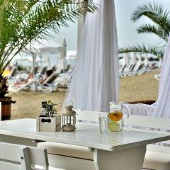 Hotel White Lagoon - All Inclusive пляж фото 2