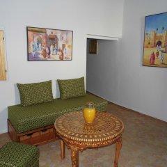 Отель Riad Marco Andaluz 4* Люкс с различными типами кроватей