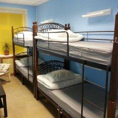 Light Dream Hostel Кровать в общем номере с двухъярусной кроватью