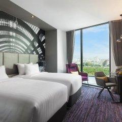 Отель Mercure Bangkok Makkasan 4* Улучшенный номер с 2 отдельными кроватями