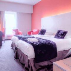 Hotel Alize Mouscron 4* Стандартный номер с различными типами кроватей фото 2
