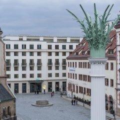 Отель Motel One Leipzig - Nikolaikirche фото 2