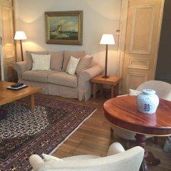 Hotel le Dixseptieme 4* Люкс с различными типами кроватей фото 8