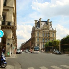 Отель Tuileries Франция, Париж - отзывы, цены и фото номеров - забронировать отель Tuileries онлайн фото 2