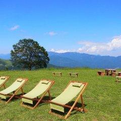 Отель Lodge Karunaju & The Alpine Grill Хакуба бассейн