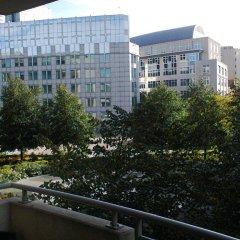 Отель Eurovillage Suites Brussels балкон