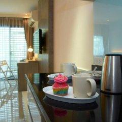 Отель The Present Sathorn Бангкок в номере фото 2
