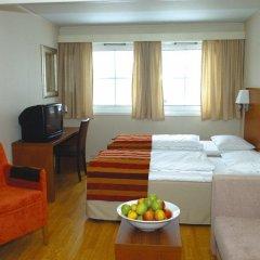Marché Rygge Vest Airport Hotel 3* Стандартный номер с различными типами кроватей фото 15