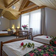 Отель Rezydencja Sienkiewiczówka 3* Стандартный номер с различными типами кроватей фото 6