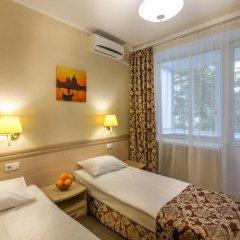 Мини-Отель Апельсин на Комсомольской 2* Стандартный номер с 2 отдельными кроватями фото 6