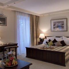 Гостиница Голубая Лагуна Студия с двуспальной кроватью фото 2