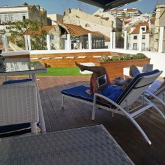 Отель Guest House Lisbon Terrace Suites II фото 4