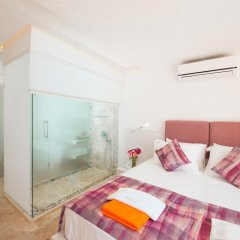 Asfiya Sea View Hotel 2* Стандартный номер с различными типами кроватей фото 7