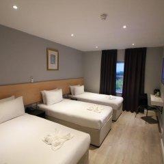 Queens Hotel 3* Улучшенный номер с различными типами кроватей фото 13
