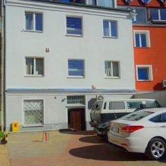 Отель Bajkowy Gdańsk Улучшенные апартаменты с различными типами кроватей фото 36